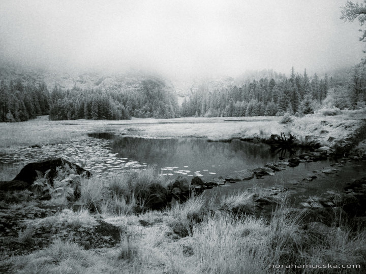 Lake District – Infrared selection