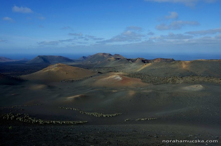 Lanzarote – Mars on Earth